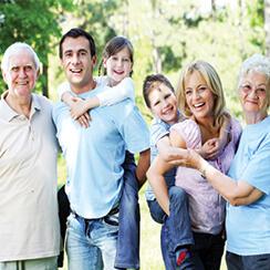 Famille - Actifs