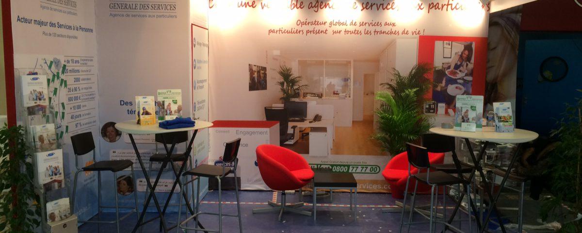 G n rales des services au 36 me salon franchise expo - Salon des franchises ...