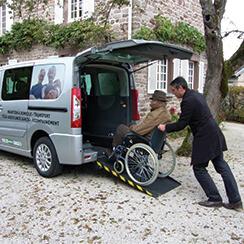 franchise aide a la personne prestation de transport